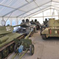 Muzeum Techniki Wojskowej GRYF w Dąbrówce