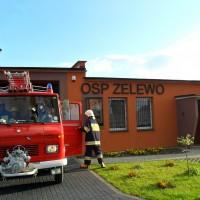 Budynek OSP Zelewo