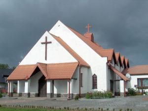 Parafia pw. św. Jadwigi Śląskiej w Kębłowie