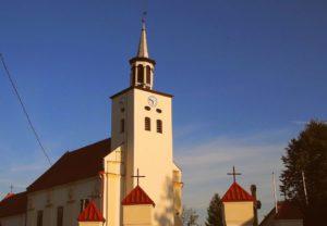 Parafia pw. św. Wawrzyńca w Luzinie