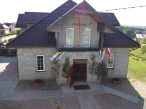 Parafia pw. Matki Boskiej Różańcowej w Luzinie