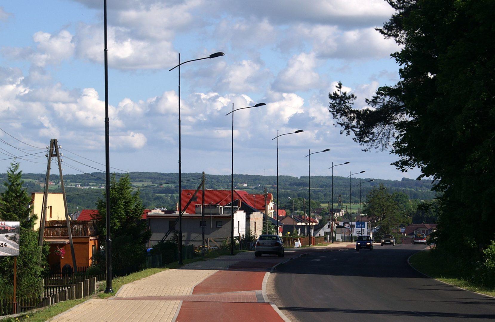 Fot.R.Klinkosz Ulica Wilczka w Luzinie 1