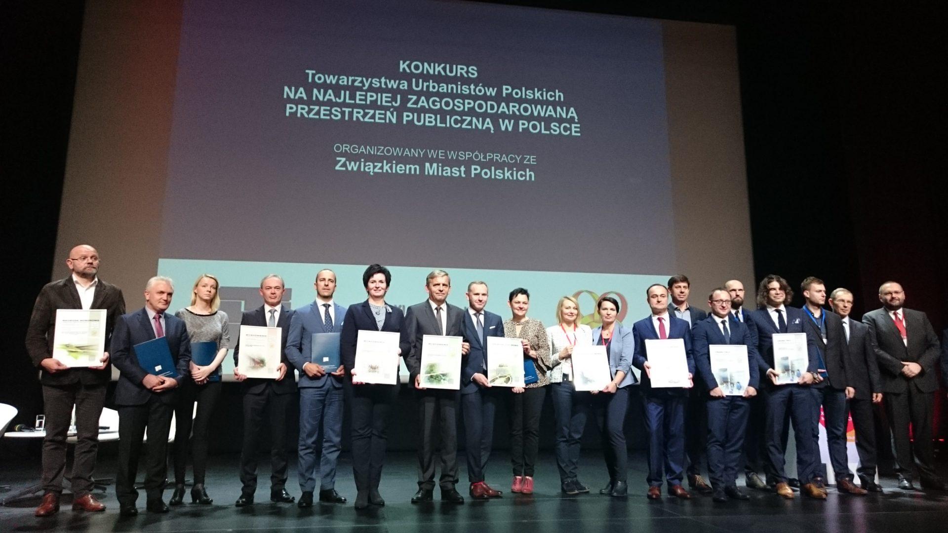 Najlepiej zagospodarowana przestrzeń publiczna w Polsce