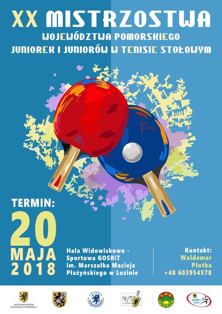 XX MW Tenis Stołowy